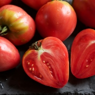 Bulgarian Heart Tomatoes