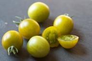 Egg Yolk Cherry Tomatoes