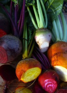 Beets of Many Varieties