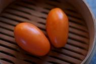 Orange Icicle Paste Tomatoes